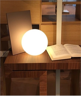 Extra T - The Soft Low Glare Table Lamp by Flos