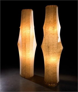 Fantasma Cocoon Floor Lamps by Flos