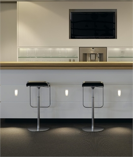 Finely Contoured LED Wash Light