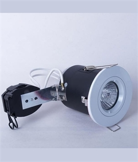 Fire Rated Fixed Downlight - Insulation safe