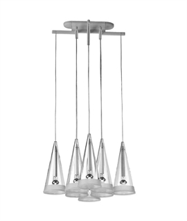 Flos Fucsia 8 Light Suspension