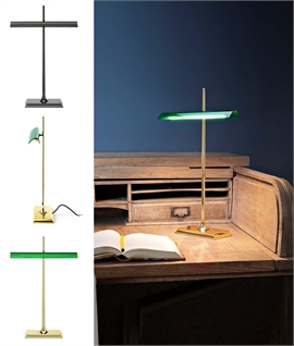Goldman the 21st Century Bankers Lamp by Flos