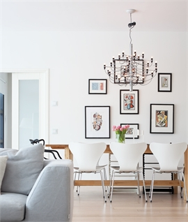 2097 Light - 30 Arm Chandelier by Flos