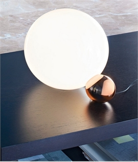 Ultra modern table lamps lighting styles copycat table lamp by flos copycat table lamp by flos aloadofball Image collections
