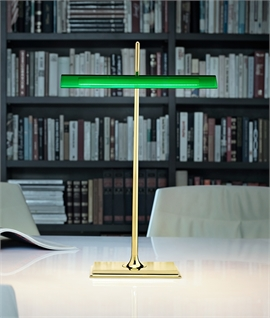The Goldman Desk Lamp, designed by Ron Gilad for Flos