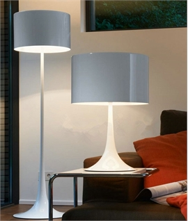 Spun Light T1 Table Lamp by Flos