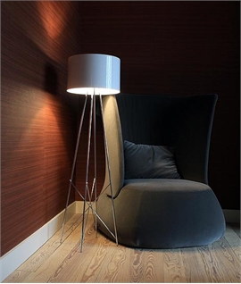 Ray F1 Floor Lamp by Flos H:1280mm