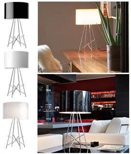 Ray Table Lamp by Flos