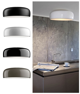 Smithfield C Flush Modern Ceiling Light From Flos