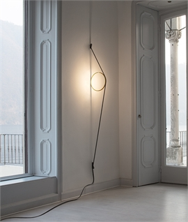 Flos Wirering Wall Light - 3 Cable Colours