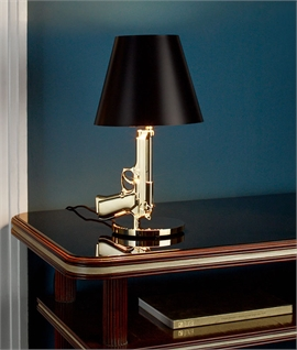Guns Bedside Table Light by Philippe Starck for Flos