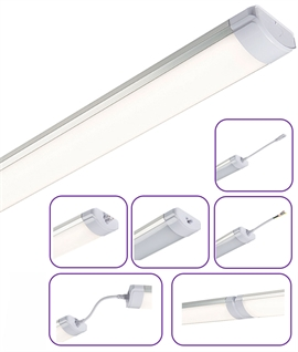 Easy Install Linkable Linear LED Battens