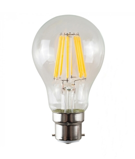 B22d LED Filament GLS Lamp