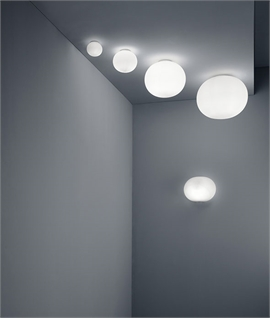 Ceiling Glo-Ball by Flos - Three Sizes