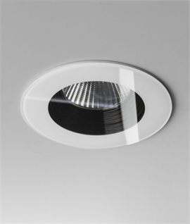 Stunning Back Lit LED Bathroom Downlight