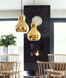 Calabash Gold Pendant by Lightyears