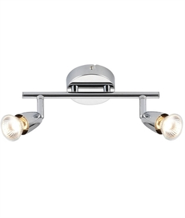 Great Value Double Adjustable Spot Bar
