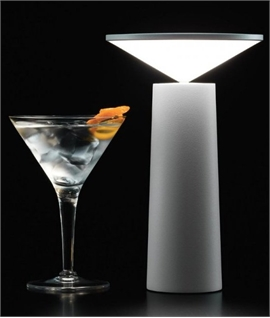 LED Rechargeable Table Lamp - Cocktail