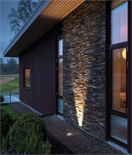 Buried Exterior Uplights Lighting Styles