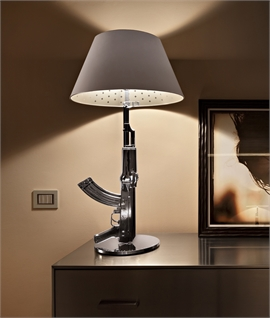 Guns Table Light by Philippe Starck for Flos