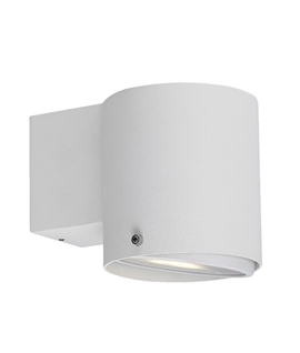 IP44 Fixed Wall Light with Adjustable Lamp Holder