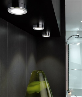 Splashproof LED Lights - For Recessed Or Surface Installation