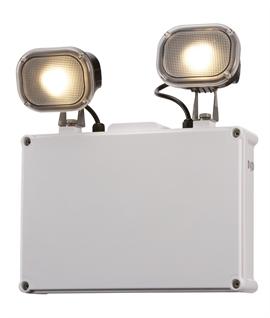 IP65 Twin Emergency Light