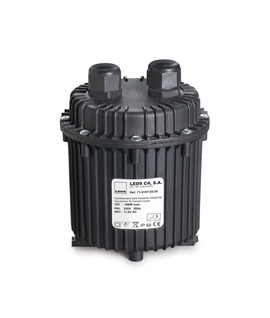 Waterproof 100va low voltage transformer