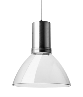Modern Industrial Style LED Pendant