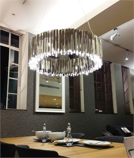 Innermost Facet Large Pendants - Multi-Reflective