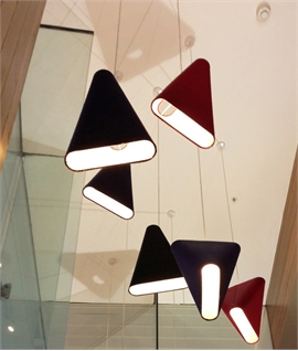 MnM Wool Pendant Shades from Innermost