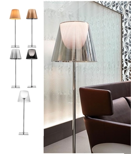 KTribe F2 Floor Lamp by Flos Height 1620mm