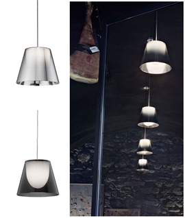 KTribe S1 Pendant by Flos Dia 240mm