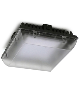 Exterior LED 38w Square Ceiling Bulkhead Light