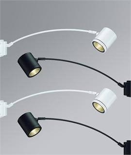 display lighting on arms lighting styles