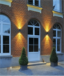 LED Exterior Wall Light Up & Down IP55