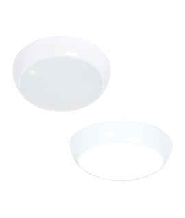LED Dished Energy Saving IP44 Light