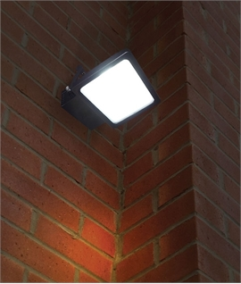 LED Floodlight On Quick Fix Bracket