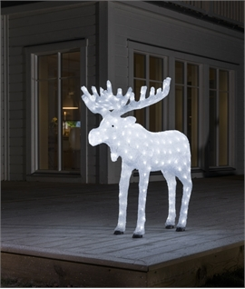 Outdoor LED Display Moose