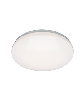 LED Round Ceiling Light with Microwave Sensor