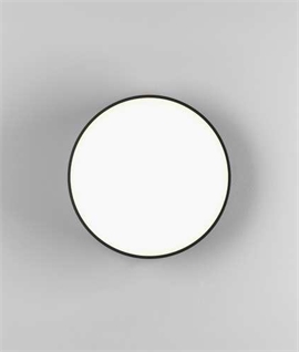 LED Round Surface Mounted Exterior Light