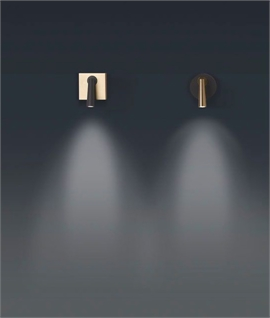 LED Adjustable Mix & Match Wall Lights - Round