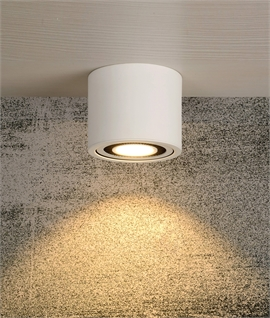 LED Surface Mounted Spotlight - Adjustable