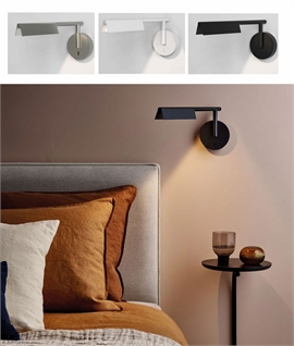 Adjustable Head Wall Light with LED