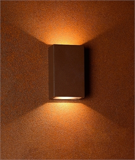 Commercial exterior wall lights lighting styles led up and down ip54 outdoor wall light aloadofball Choice Image