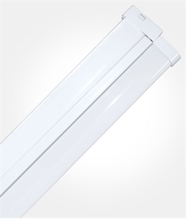 LED Batten & Built-In Emergency Downlight