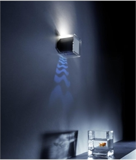 LED Box Wall Light with Filters
