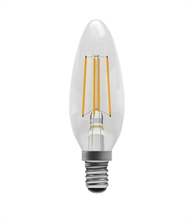 E14 4w LED Filament Candle Lamp
