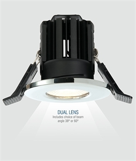 IP65 Dimmable LED Fire Rated Downlight