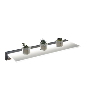 LED Opal Illuminated Shelf in Two Sizes